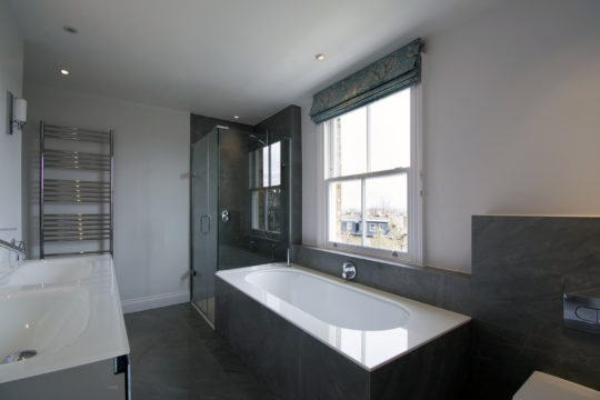 Period property bathroom refurbishment